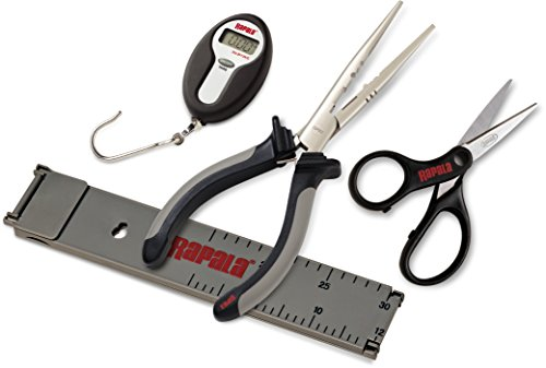 Rapala Fisherman's Tool Combo Rapala Stainless Steel Fishing Pliers