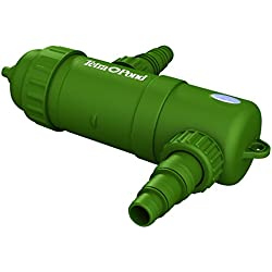 Tetra Pond UVC-5 GreenFree UV Clarifiers For Up To 660 Gallons, 5-Watt