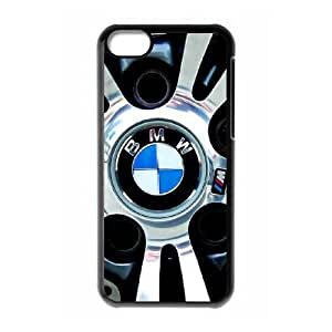 BMW For iPhone 5C Cell Phone Case Black BTY648884
