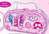 Pecoware ALL LIPGLOSS BOUTIQUE MAKE UP cosmetic play makeup set! FULL OF LIPGLOSSES, charms and a clip so they can accessorize!