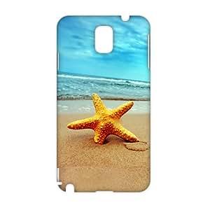 Cool-benz Sea Beach starfish 3D Phone Case for Samsung Galaxy Note3