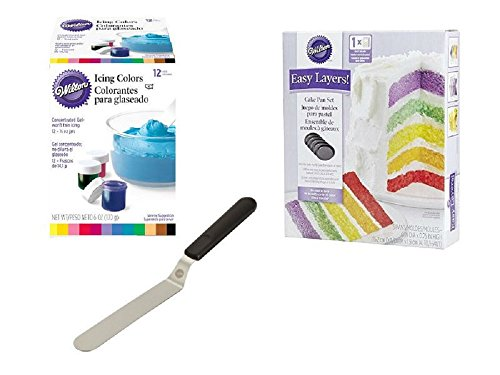 100 piece cake decorating kit instructions