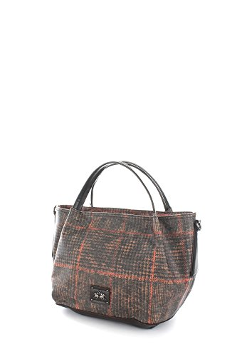 La Martina 381007 Handbags Bags & Accessories Eco-leather Brown