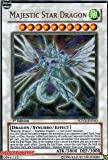 YuGiOh 5D's Stardust Overdrive Single Card Majestic Star Dragon SOVR-EN040 Ul...
