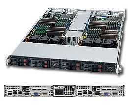 Supermicro SYS-1026TT-IBQF Chassis (Black)