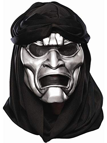 300 (The Movie) Immortal Vacuform Mask with Fabric Hood -