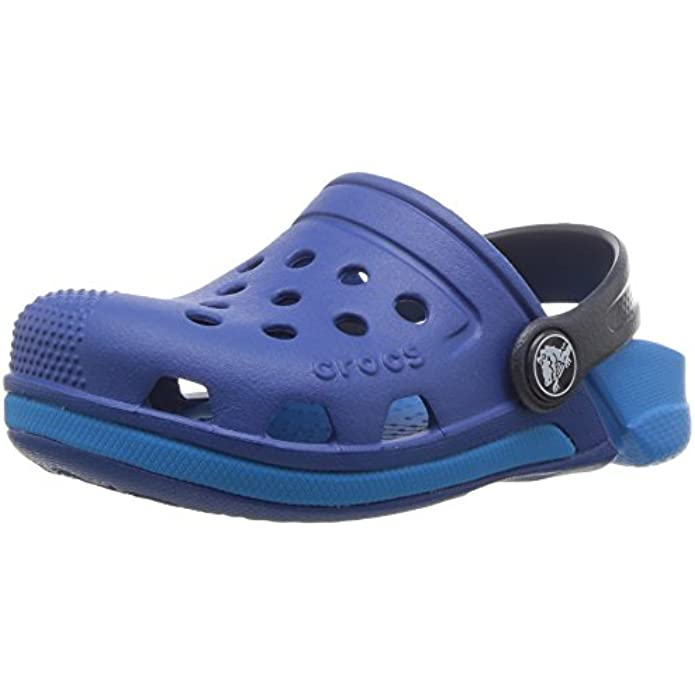 Crocs Kids' Boys and Girls Electro III Clog