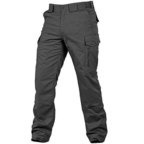Pentagon Hommes Ranger Pantalon Cinder Gris