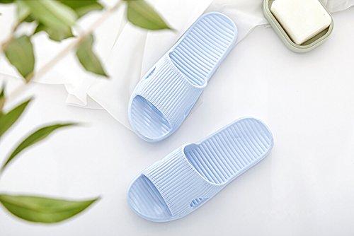 Sandalen Hausschuhe Dusche Fascigirl blau Sandalen für rutschfeste Bad Haus Erwachsene weiche qrBwCFtnwg