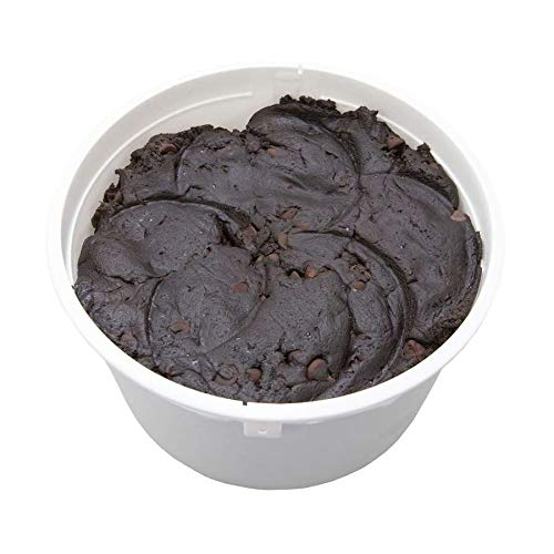 David's Triple Chocolate Chip Edible Cookie Dough w/ Hershey's Mini Kisses 8 lb (Pack of 2) by David's Cookies (Image #2)