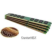 CenterNEX® 1GB Memory KIT (2 x 512MB) For Shuttle Motherboard AB30 AB30 AB30R AK10 AK11 AK12 AK12A AV14 AV18 AV18A AV18E AV18ET AV41 AV64 Hot-688V. DIMM SD NON-ECC