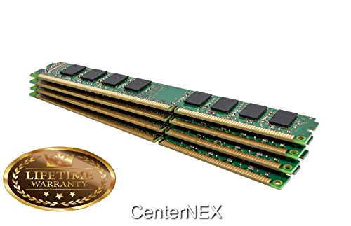 CenterNEX® 16GB Memory KIT (4 x 4GB) For Sun Java Workstation Series W1100z W2100z. DIMM DDR ECC Registered PC3200 400MHz RAM Memory. - Sun Java Workstation