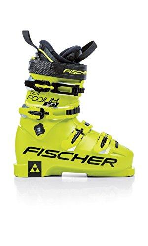 Fischer RC4 Podium 90 Junior Race Ski Boots - (Ski Race Boot)