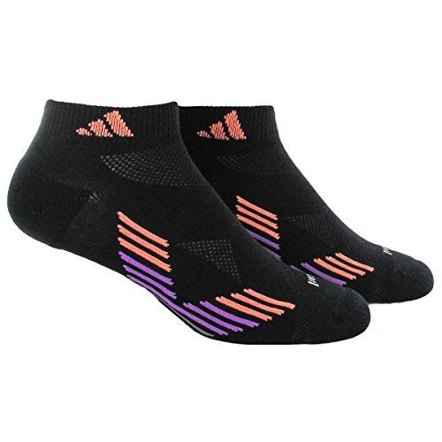 adidas Women's Climacool X Low Cut Socks (Pack of 2)