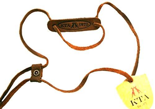 KakaduTraders Australia Kakadu Leather CHINSTRAP For Kakadu Leather Hats - Kakadu Leather Hat