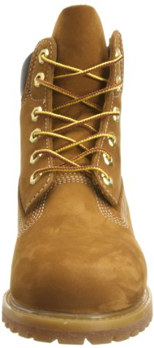 Rust Af Amarillo Nubuck Annivrsr Wheat Timberland Burnished color Marrón tacón Botas Yellow 6In Prem 8q7aw