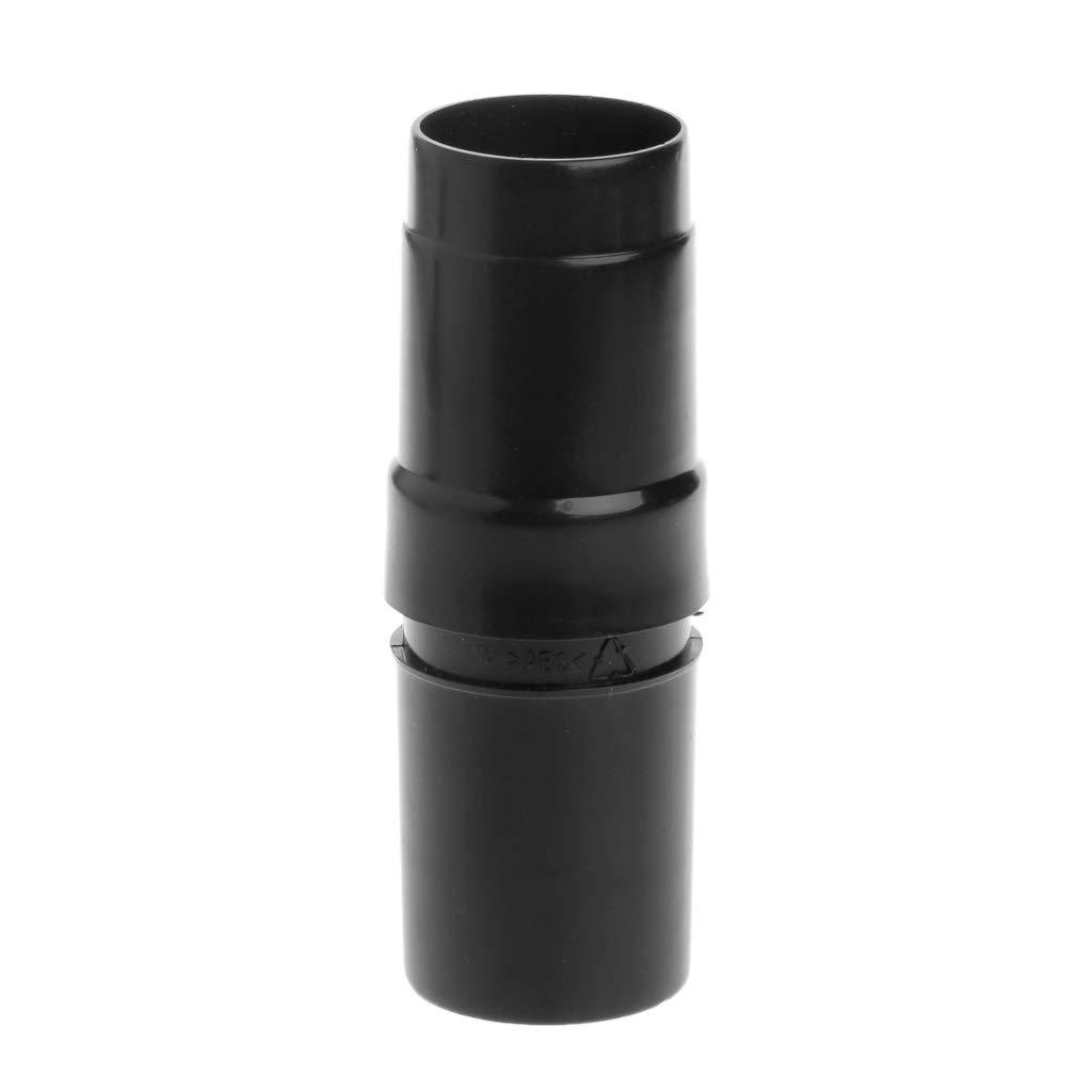 GROOMY 28mm-32mm Convertidor de plá stico ABS Accesorio Adaptador de Manguera para aspiradora, Accesorio de aspiradora