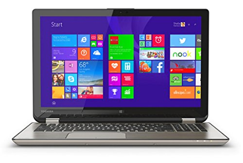 Toshiba Satellite Radius P55W-B5112 Laptop Notebook Windows 8 - - 8GB RAM - 1.0TB HD - 15.6 inch display