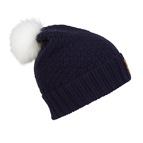 Dale Of Norway Ulv Feminine Womens Hat - One Size/Navy by Dale of Norway