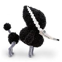 "Disney / Tim Burton Frankenweenie "" Persephone "" Dog Plush Doll 12 Inches Long by Disney"