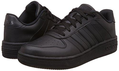 Hommes Adidas Court noir Noir Pour Baskets Team 8xz06wqaI