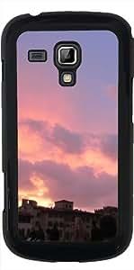 Funda para Samsung Galaxy S Duos S7562 - Puesta De Sol Sobre Pisa by Cadellin