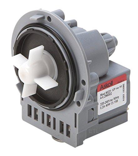 Askoll Pumpe - ersetzt ehemalige Modell von Plaset / Laugenpumpe/ Pumpe - verschraubt
