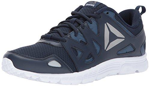 (Reebok Men's Run Supreme 3.0 MT Shoe, coll. Navy/Smoky Indigo/Pewter/White, 9 M US)