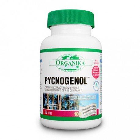 Organika PYCNOGENOL 50MG, 100 CAPS