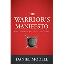 Bundle: Warror Manifesto book and Logic of Violence DVD (YMAA) Learn the True Ethics and Consequences of Fighting
