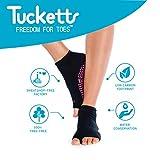 Yoga Socks for Women Non Slip, Toeless Non Skid