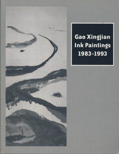 Gao Xingjian, ink paintings 1983-1993 [Paperback] by Carter, Curtis L