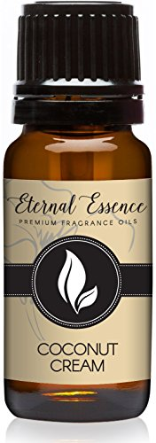 - Eternal Essence Oils Coconut Cream Premium Grade Fragrance Oil - Scented Oil - (10ml)