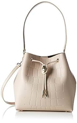 CavalliPanthera 008 - mochila Mujer, color beige, talla 18x28x28 cm (B x H x T)