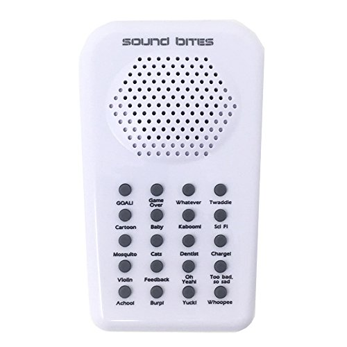 Westminster Electronic Sound Bites 2.0, Handheld Sound Effect (Electronic Sound)