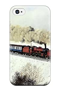 New Arrival Case Specially Design For Iphone 4/4s (train Vehicles Cars Other)