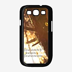 If We Could Only TPU RUBBER SILICONE Phone Case Back Cover Samsung Galaxy S3 I9300