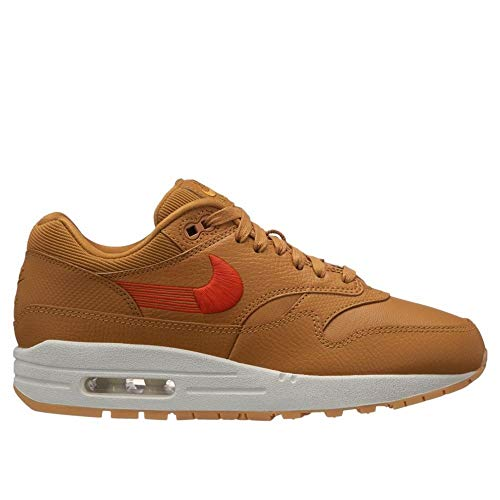 Max Team Scarpe Wmns Air 1 Multicolore Yellow Nike da Orange 701 Gum Donna Ginnastica Prm Wheat PEwpdX