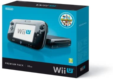 Nintendo Wii U - Pack Premium - 32 GB - Incluye Nintendo Land ...