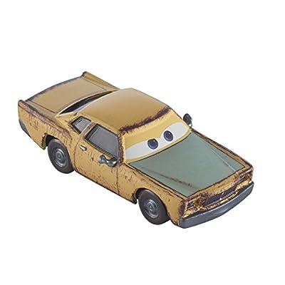 Disney Pixar Cars Todd Krash: Toys & Games
