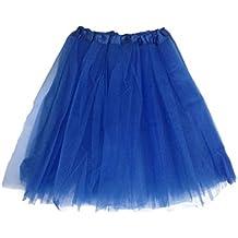 Girls Ballet Tutu Skirt By Mystiqueshapes (Royal Blue)