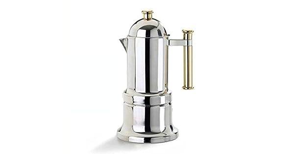 Amazon.com: vev vigano 8010 kontessa Oro 12-cup Cafetera ...