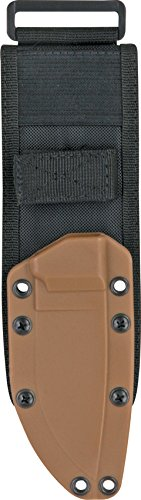 ESEE -3 Sheath with Molle Back & Clip Plate by ESEE