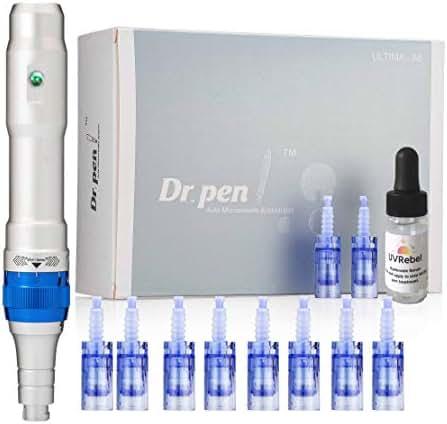 Dr. Pen Ultima A6 Microneedling Pen Professional Wireless w/ (10 x 12 pin ) tips