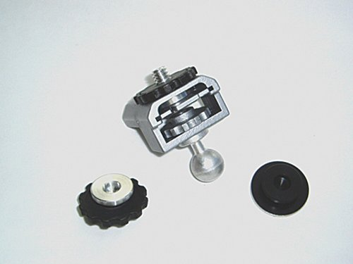 Pedco Quick Release Mount for Pedco Ultra Pod 2 Tripods for Cameras, Phones, GPS and other Devices