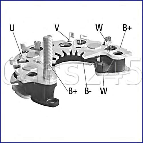 Magneti Marelli 063624201010 Rectifier, alternator: