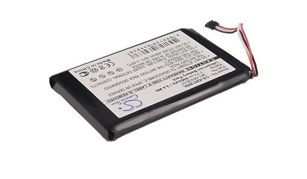 1260 Garmin Nuvi Batería 1200 1205 1255 1250