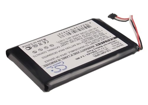CS 930mAh Li-ion High-Capacity Replacement Batteries for Garmin Nuvi 2595LMT, Nuvi 1200, Nuvi 1205, Nuvi 1205W, Nuvi 1250, fits Garmin 361-00035-01 with tools kit by Cameron Sino (Image #3)