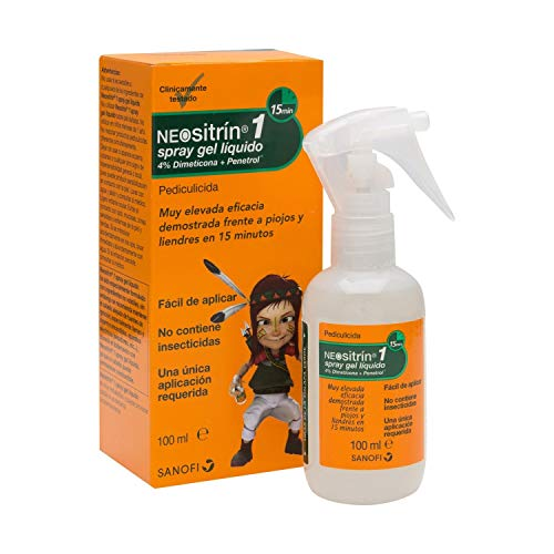 Bestselling Lice Treatment Sprays