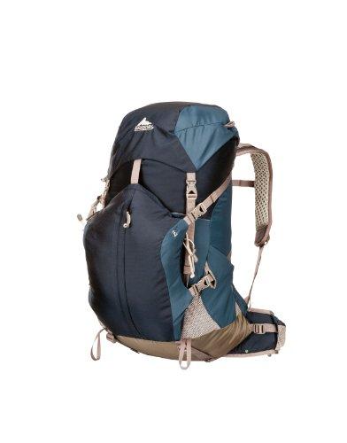 Gregory Z55 Backpack, Navy Blue, Large, Outdoor Stuffs